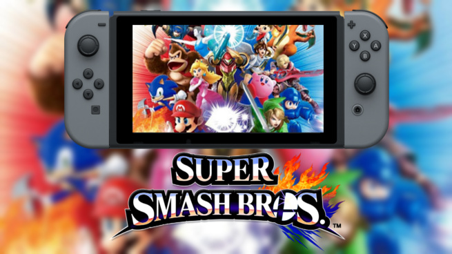 Super Smash Bros Para Nintendo Switch Confirmado Para 2018